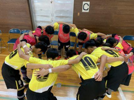 全道ジュニアユースU-15フットサル大会函館地区予選結果 決勝トーナメント