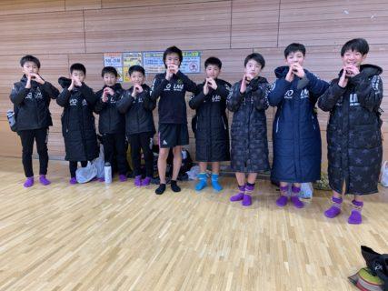 函館地区U12フットサル大会決勝Rタイムスケジュール