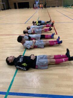 2021函館市スポーツ少年団U12卒団記念交流試合組合せ