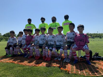 函館地区U-10大会初日結果